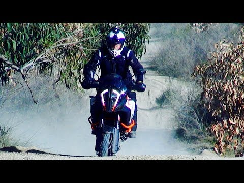 Test KTM1290 Super Adventure R