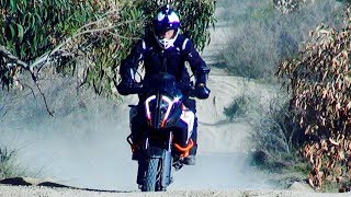 Test KTM1290 Super Adventure R
