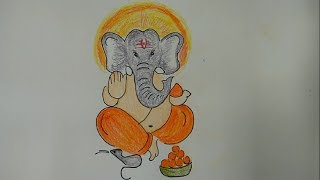 Download How To Draw Lord Ganesha Step By Step Very Easily For Kids Hindu God Mp3