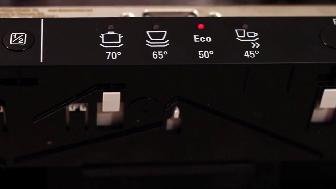 integreret opvaskemaskine siemens