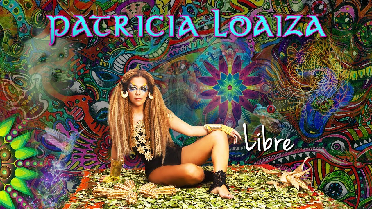 Patricia Loaiza - Libre - (Video Oficial)