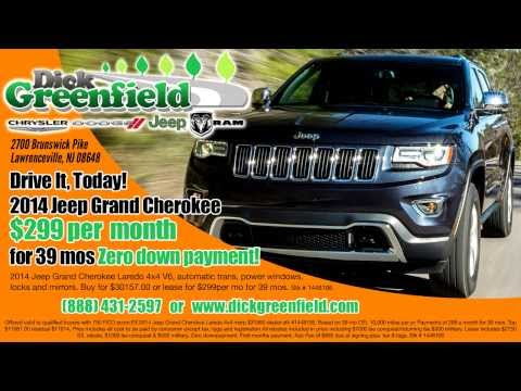 2014 Jeep Grand Cherokee NJ
