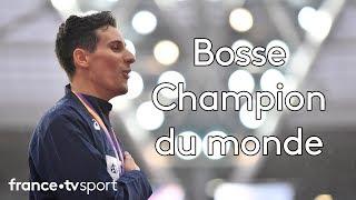 Revivez la course de Pierre-Ambroise Bosse, champion du monde du 800m