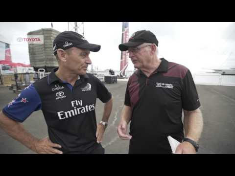 America's Cup race Day 3 preview: Kevin Shoebridge