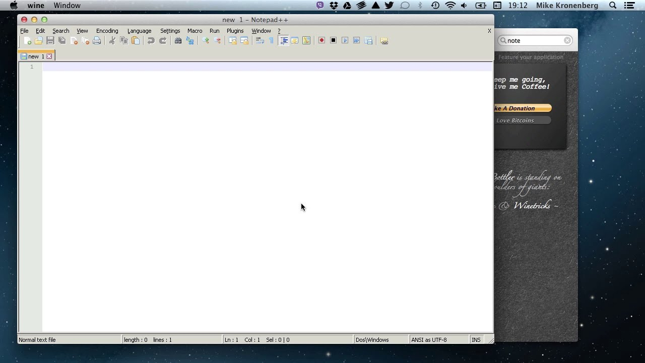 notepad++ download for windows 8