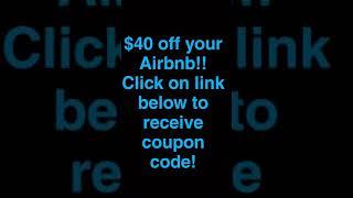 Gambar cover 2017 Airbnb coupon code | $40 Airbnb travel credit