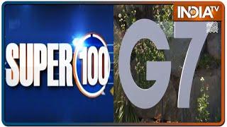 Super 100: Non-Stop Superfast   June 13, 2021   IndiaTV News
