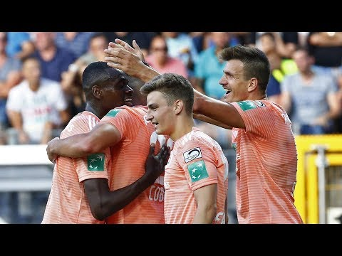 Highlights of the victory (1-2) against Charleroi