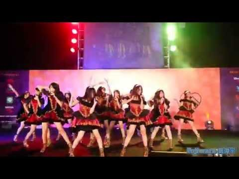JKT48 - Mini Concert @HS Halloween Night