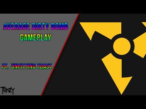 Average Dirty Bomb Gameplay w/ UnfittingToast | Dirty Bomb - Toonzy&UnfittingToast