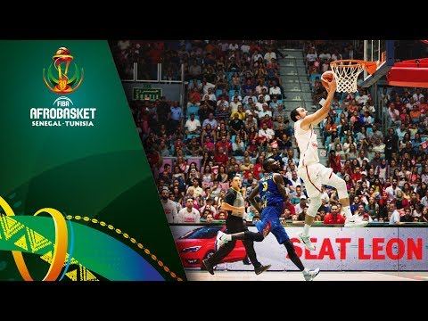 Tunisia v DR Congo - Full Game - Quarter Final - FIBA AfroBasket 2017