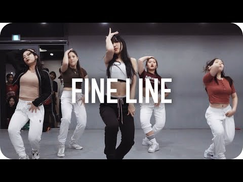 Fine Line Remix - Mabel, Not3s ft. Tory Lanez / Jin Lee Choreography