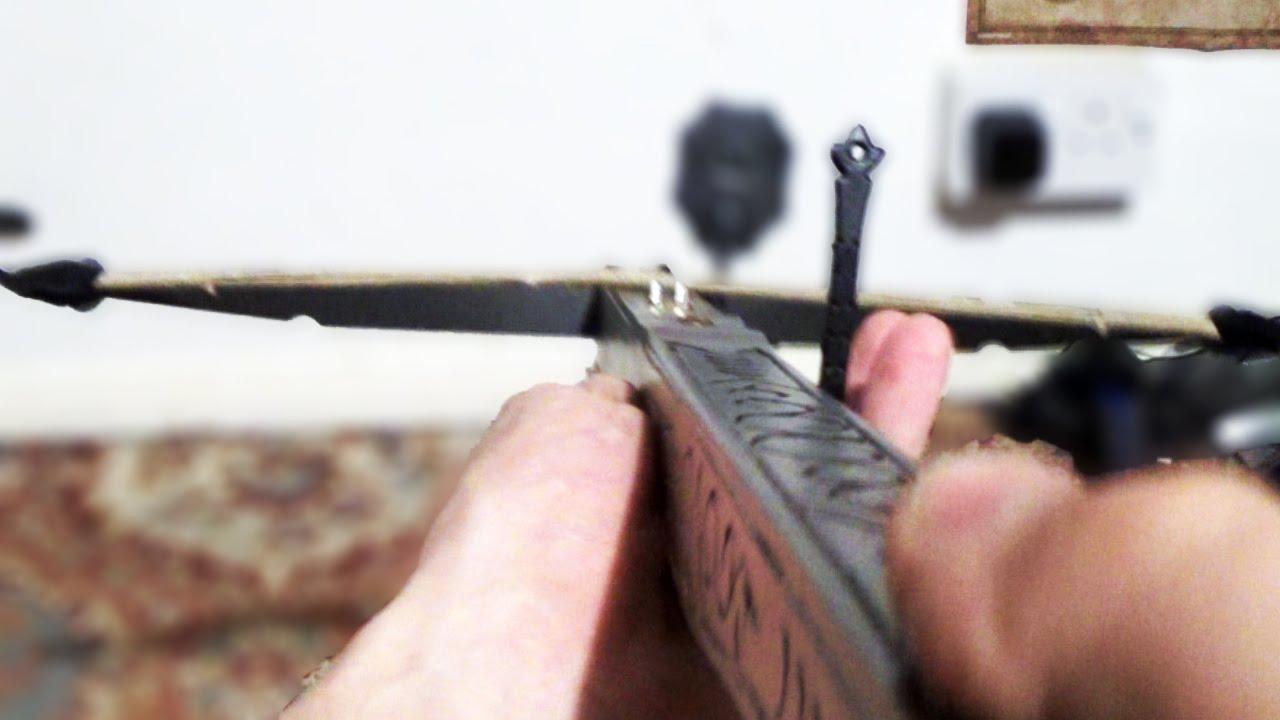 Medieval Crossbow VS Modern Crossbow