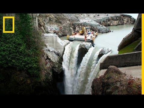 Rehabilitación del Río ELWHA, tras la eliminación de la PRESA más grande de USA | NatGeo en Español