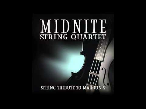 Sugar MSQ Performs Maroon 5 by Midnite String Quartet