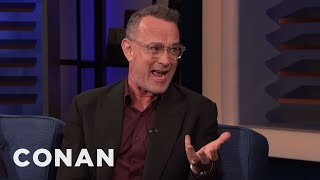 Tom Hanks Is Insecure About His