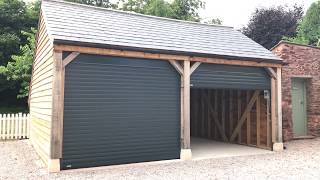 Bramble and Co. (SW) Ltd – Garage Doors