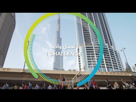 In It Together | Dubai Fitness Challenge 2019
