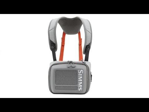 A Review Of The New 2016 Simms Waypoints Chest Pack