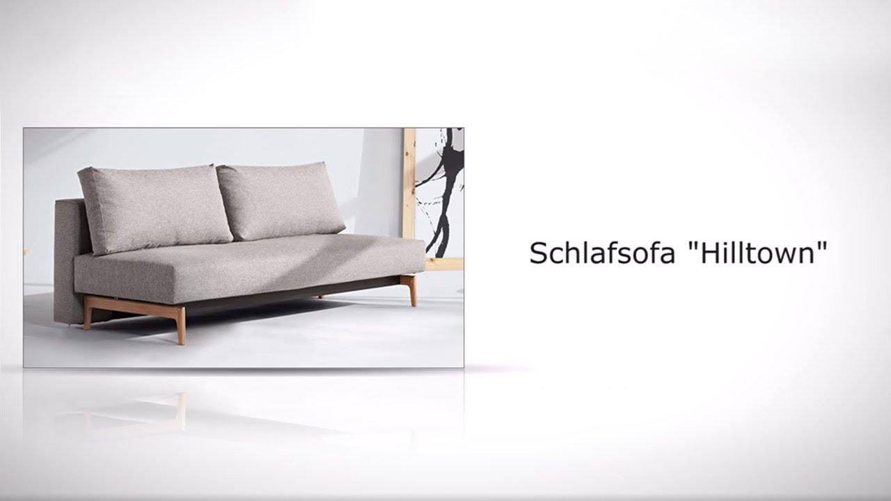 Schlafsofa hilltown youtube for Schlafsofa donald