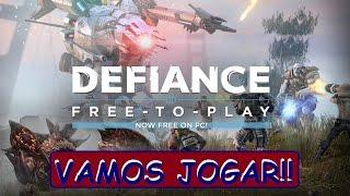 Defiance - Voltando A Guerra ... Vamos Jogar (pt-br)