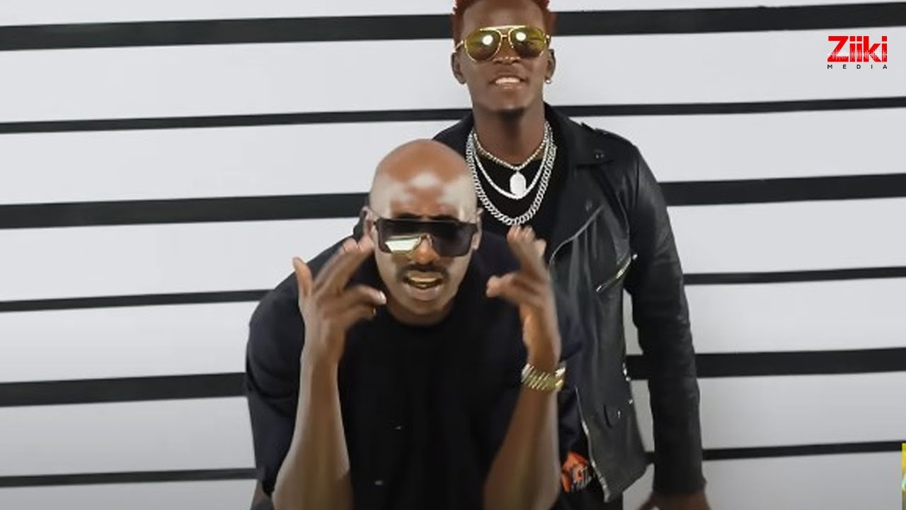 Willy Paul x Bien (Sauti Sol) - Kamati ya roho chafu (Official Music Video)
