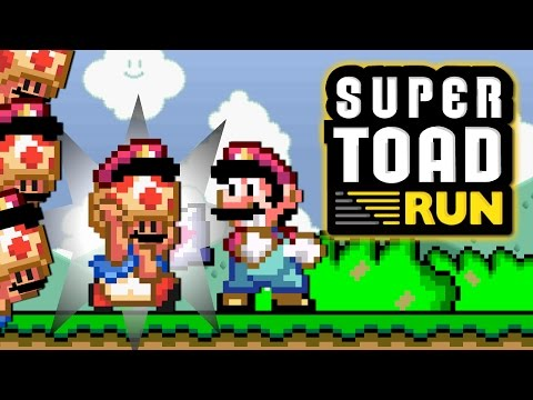 Thumbnail: Super Toad Run (Animation Parody)