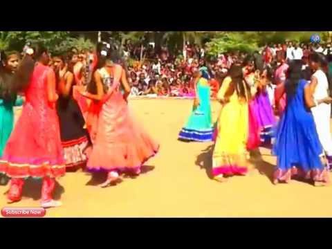 Adivasi video / Best  Performance School Girls on/ Tribal Songs