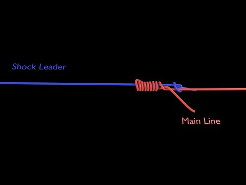Shock Leader Knot