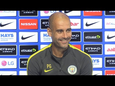 Pep Guardiola Full Pre-Match Press Conference - Tottenham v Manchester City