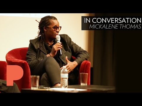 In Conversation with Mickalene Thomas - June 01, 2017