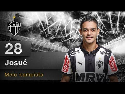 Josué   Best Skills & Passes   Atletico Mineiro   HD 720p