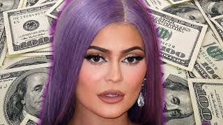 Kylie Jenner To Sell Kylie Cosmetics Company To Competitor?