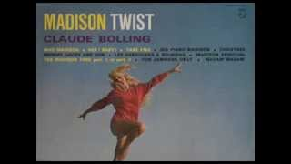 CLAUDE BOLLING - CHANTAGE - LP MADISON TWIST - PHILIPS P 77 159 L