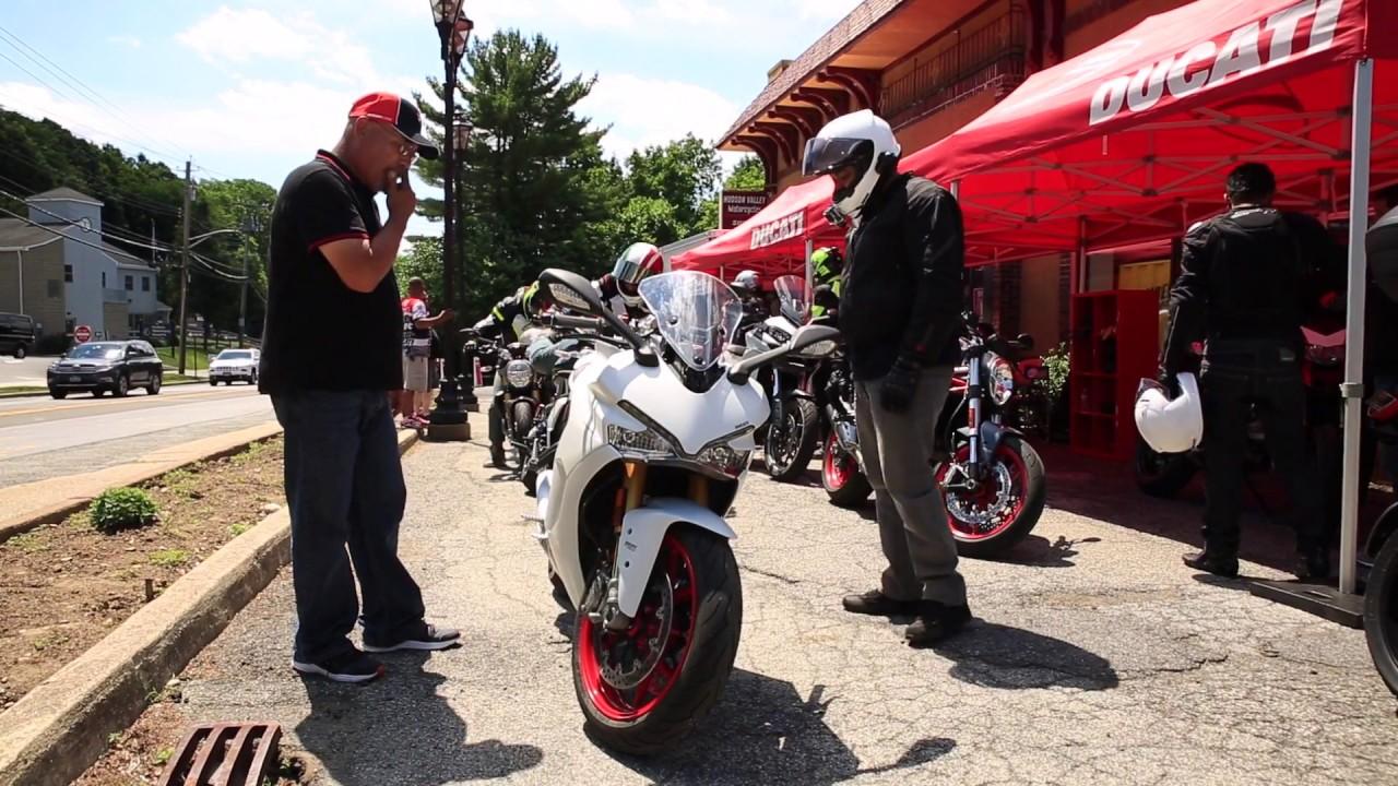 Ducati Demo Days Tour