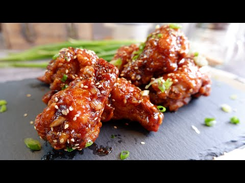 Super Easy Chinese Sticky Wings Recipe | Better Than Your Usual Buffalo Wings | Chinese Chicken Wing