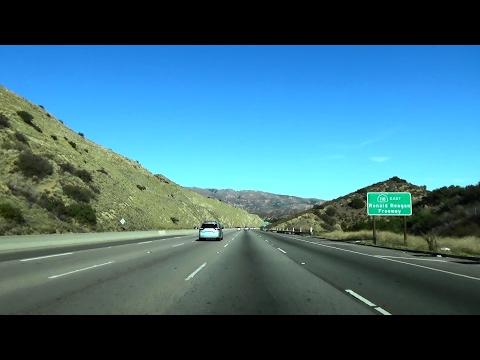CA-23 & CA-118: Moorpark & Ronald Reagan Freeways, & Santa Susana Pass