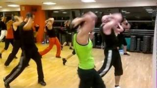 Fitfight in the Fitness Factory