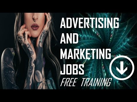 Advertising Marketing Jobs Hiring Now and How To Get One With NO Prior Experience