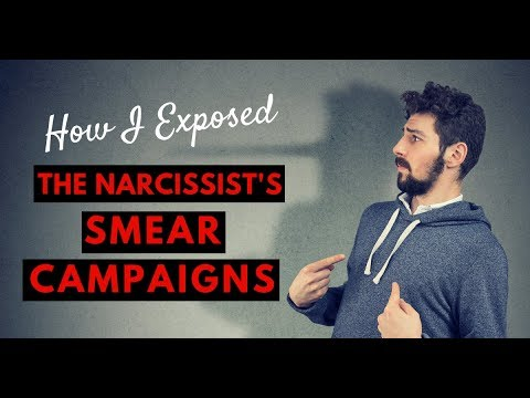 How I Exposed The Narcissist's Smear Campaigns | Melanie Tonia Evans