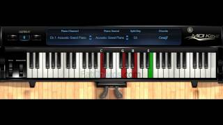 Fat Chords #10 - Piano Progression Voicings Phat Neo Soul Jazz Church