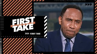 Stephen A.'s NFL Power Rankings list GETS BLASTED by the First Take crew 🙃