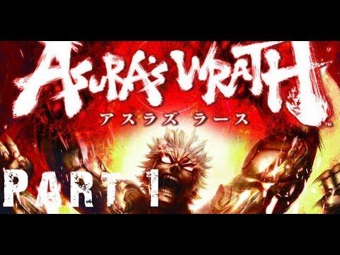 Let's Play Asuras Wrath - Part 1 - Anbruch einer neuen Dämmerung