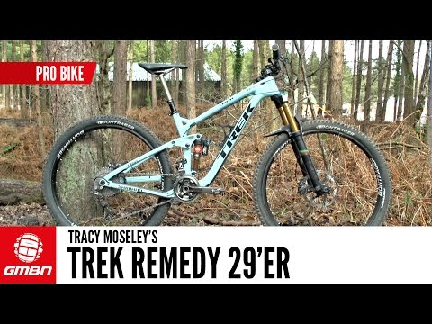 Tracy Moseley's Trek Remedy 29 | Pro Bike