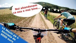 Macin cu bicicleta de 9000 de euro - PE CE LOC AM IESIT