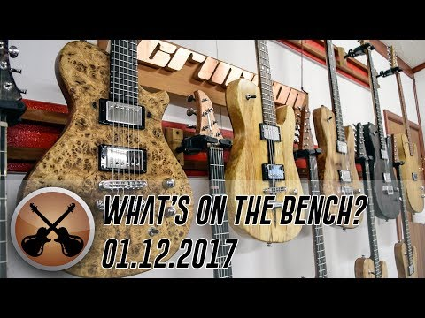 What's on the Bench? - 01/12/17