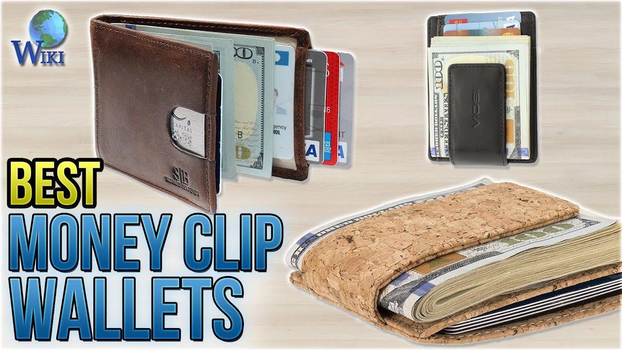 7b12c2eb8b60c 10 Best Money Clip Wallets 2018 - YouTube