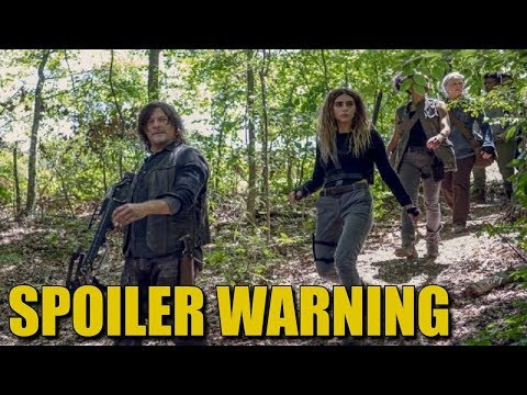 The Walking Dead Season 10 Episode 8 Spoilers & Discussion - TWD 10x8 Should Be A Good MSF
