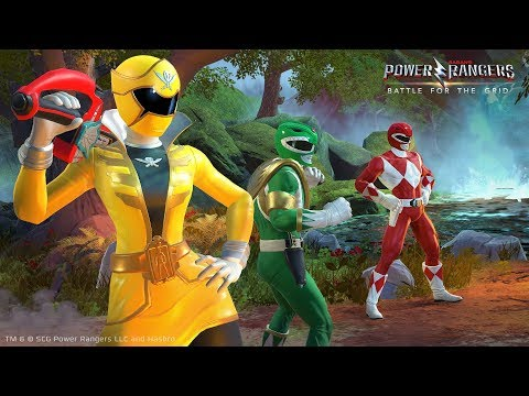 Power Rangers: Battle for the Grid reveals gameplay and launch modes