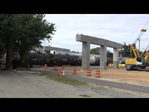 Norfolk Southern 295 and CSXT A778-16